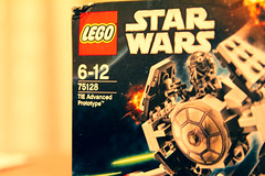 12.07: Presents I give... (Gulius Caesar) Tags: start canon eos rebel fighter lego tie wars t2i