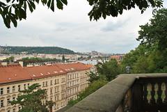 vyhldka z terasy (Ondra Brabec) Tags: praha prague prag vyehrad hradany terasa czech