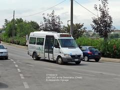 NAPOLEONE Viaggi (1) (AlebusITALIA) Tags: autobus bus tram trasporti trasportipubblici tpl transportation publictransport mobilit napoleoneviaggi ortona minibus mercedes vehicle
