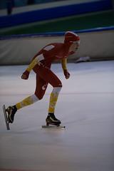 A37W7310 (rieshug 1) Tags: speedskating schaatsen eisschnelllauf skating nkjunioren knsb nkjuniorenallroundafstanden afstanden allround 50010001500massstart demeent alkmaar sportcomplexdemeent juniorenc ladies dames 500m