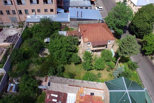 Tsaghkadzor, Garden, aerial view, 2016.07.03 (04)