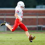 ACFHS JV Football vs LHS 08-24-2016