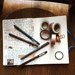 Memories (Kathryn Zbrzezny) Tags: visualjournal visualdiary journal journalwriting journaling write writing dailywriting handwriting handwritten