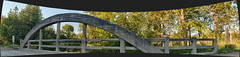 Concrete arch bridge i (virgil martin) Tags: panorama bridge concretearchbridge wellingtoncounty ontario canada olympusomdem5 samyang35mmf14 oloneo microsoftice gimp