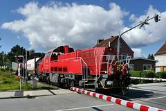 P2380106 (Lumixfan68) Tags: eisenbahn züge loks baureihe 261 voith gravita 10bb dieselloks deutsche bahn db cargo güterzüge