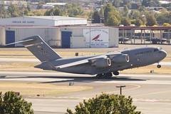 (Eagle Driver Wanted) Tags: 00174 c17a c17 kpdx portlandinternationalairport pdxmilitary ak frozen42 airlift alaska elmendorfafb 3dwing 517thairliftsquadron 249thairliftsquadron 176thwing 176wg 176thwg