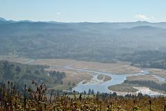 Salmon River estuary, Oregon (SeaGrant50) Tags: 2010 cascadehead d80 lincolncounty nikon oregoncoast salmonriverestuary coastalhabitats seagrant