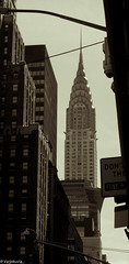 Chrysler Building (Varjokuvia) Tags: 49thstreet chryslerbuilding lexingtonave manhattan newyork