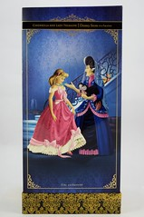 Cinderella and Lady Tremaine Doll Set - Disney Fairytale Designer Collection - Disney Store Purchase - Boxed - Slipcover On - Full Right Side View (drj1828) Tags: us disneystore dfdc heroesandvillains disneyfairytaledesignercollection 2016 purchase boxed cinderella ladytremaine