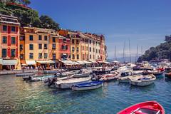 Portofino, Italia (enricrubioros1) Tags: liguria barcas port puerto ligure portofino mar alpha7m2