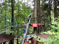 P8234074e (topzdk) Tags: treeclimbing summer 2016 czechrepublic ski slope lanovy park