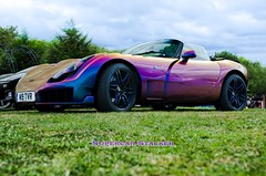 Stunning Tamora (Supercar Stalker) Tags: tvr tamora tvrtamora chameleon chromaflair british car supercar sportscar supercarstalker
