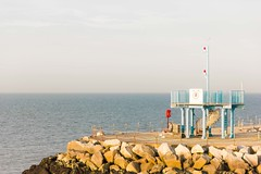 Lookout (dandavidson7) Tags: neptunesarm pier herne bay kent sea defence coastal groyne wall harbour beach