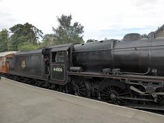 North Yorkshire Moors Railway at Grosmont (Paul F 36) Tags: northyorkshiremoorsrailway grosmont yorkshire
