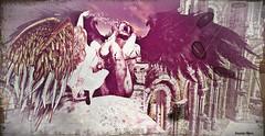 the paradise Vs the hell (aloyssia.hema) Tags: secondlife virtual paradise body bodymesh beautifull beauty maitreya mesh meshbody
