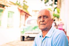 Retrato callejero (julien.ginefri) Tags: cuba cuban cubano cubain trinidad