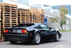 Ferrari 328 GTS (MarcoT1) Tags: ferrari 328 gts hungary budapest nikon d3000 50mm