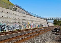 (You can call me Sir.) Tags: california graffiti bay south area bayarea northern joss