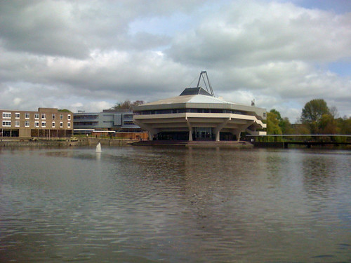 Central Hall, University of York