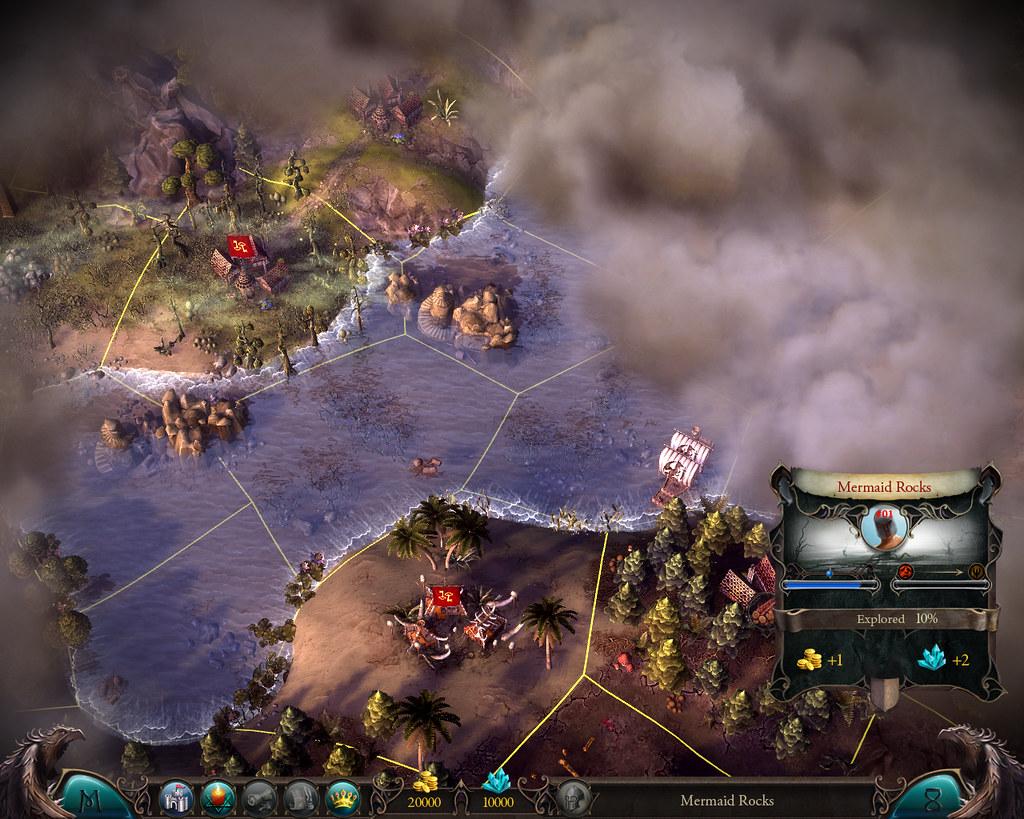 fe98b65290d4 Foggy day in Eador (Snowbird Games) Tags  fantasy strategy eador