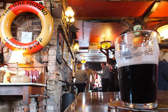 Inside a canalside Pub - Take 2 (nilacop) Tags: beer pub ale alcohol holstelry