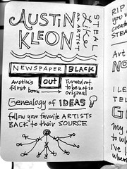 Austin Kleon, Newspaper Blackout