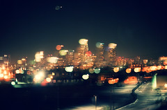 """now that you've found it, (jimmay bones) Tags: skyline la losangeles nikon bokeh fm2"