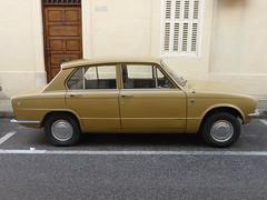 british leyland in street (seanofselby) Tags: car malta british leyland