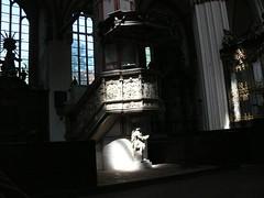 Stralsund - St. Nikolai (El-tra) Tags: church kirche ostsee stralsund mecklenburgvorpommern balticsee stnikolai mecklenburgwesternpomerania