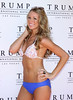Emily Guerin Miss Wisconsin USA Kooey Swimwear Fashion Show Featuring 2012 Miss USA Contestants at Trump International Hotel Las Vegas, Nevada