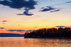 ChampHDR1stSM (Shabdro Photo) Tags: sunset bikepath burlington vermont waterfront hdr vt uvm lakechamplain 2470mm canon7d colchestercauseway shabdrophoto shabdro pwwinter pwpartlycloudy