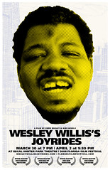 Wesley Willis (billy craven) Tags: chicago film rip documentary wesleywillis indiedoc