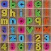 Magnetic Letters & Numbers (Leo Reynolds) Tags: xleol30x fdsflickrtoys mosaicalphanumeric photomosaic 0sec alphabet alphanumeric letterset abcdefghijklmnopqrstuvwxyz0123456789 xphotomosaicx hpexif xx2012xx