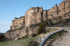 Ten Sleep Canyon (Jean.) Tags: road usa mountains nature cliffs wyoming geology 2012 tensleepcanyon