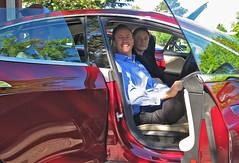 car sedan 1 model first meeting s motors production vin annual s1 p1 tesla shareholders