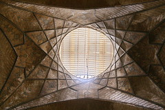 Tehran Bazar   (Parisa Yazdanjoo) Tags: roof islamicarchitecture   tehranbazar