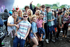 Crowd (Burak Cingi (youneedtoseethese)) Tags: music june festival live crowd livemusic 2012 lovebox loveboxfestival burakcingi
