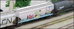 IC Car (BCOL CCCP) Tags: car ic tag grain railcar kita cccp bcol 799841