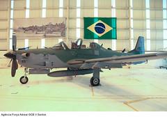 A-29B (Força Aérea Brasileira - Página Oficial) Tags: brazil fab bra embraer gaviãopeixoto forcaaereabrasileira fotoviniciussantos