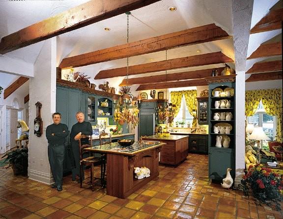 Interiors-005-IMAGES-Kitchen+Bath-Interior-by-DMNikas-©-2001-