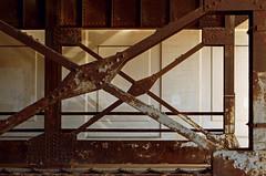 Double X (JeffStewartPhotos) Tags: toronto ontario canada underpass subway x structure xs doublex waterwalk sherbournestreet torontophotowalk topw doublexs torontophotowalks topwww