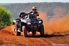 Evento Can-Am (Tiago De Brino) Tags: road nikon offroad quad off terra 80200 canam ribeiropreto manobra piloto d90 quadriciclo tiagodebrino