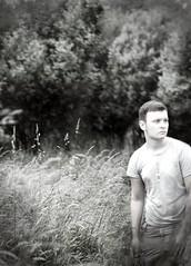 180/365 (Jgunns91) Tags: boy portrait england selfportrait guy nature field self 50mm nikon british 365 366 365days 365project nikond40 180365