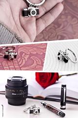 (Fahad Al-Robah) Tags: camera blue lens keyring propaganda flash products accessories