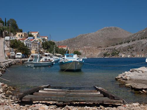 greece rhodes symi