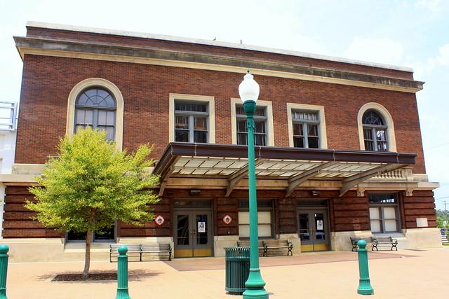 Jackson, MS Passenger Station