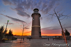 Last Light At The Lighthouse (Coop Photography) Tags: light sunset lighthouse night last river lens island photography march washington twilight nikon 4 cities columbia tokina wa coop clover tri f28 2012 kennewick d90 1116mm