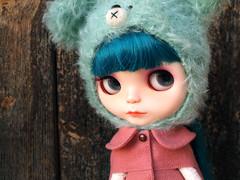 'Mint Bear Princess' Set ~ MforM & MimsyBueno