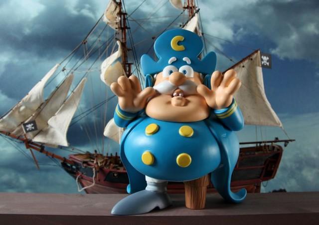 聖地牙哥漫畫展 Ron English 的 Cap'n Cornstarch 玉米澱粉船長