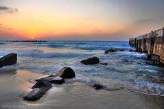 by me (nabilelsherif) Tags: sunset sea nikon d90 18105mm impressedbeauty bestcapturesaoi mygearandme mygearandmepremium